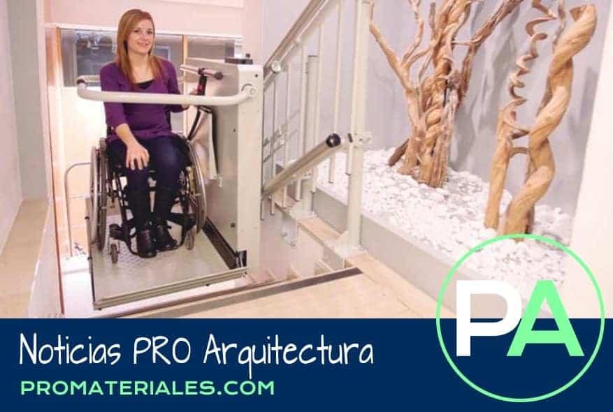 Noticias PRO Arquitectura. Accesibilidad y domótica en la arquitectura.