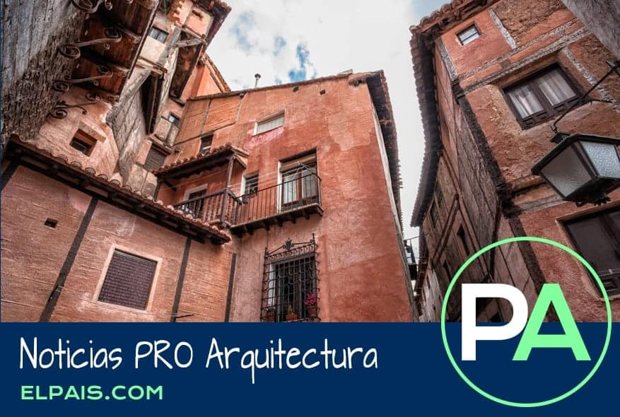 Noticias PRO Arquitectura. Los pueblos más bonitos de España (I).