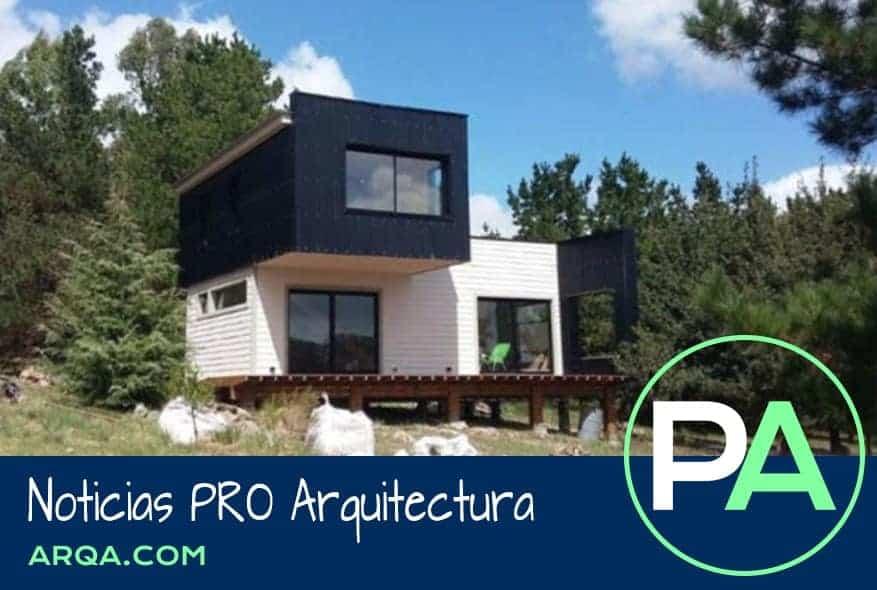 Noticias PRO Arquitectura. Casa de Estilo Bioclimático en Tandil.