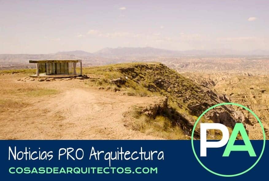 Noticias PRO Arquitectura. La casa del desierto aparece en Black Mirror.