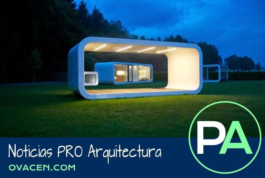 Noticias PRO Arquitectura. Casas prefabricadas y modulares.