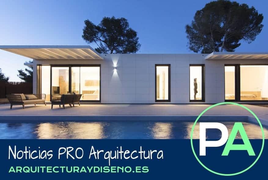 Noticias PRO Arquitectura. Viviendas prefabricadas en España.