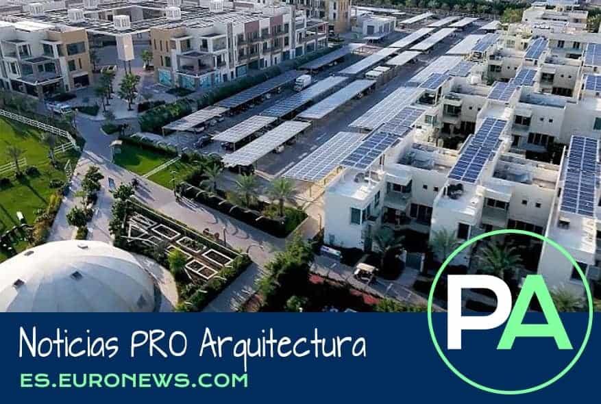 Noticias PRO Arquitectura. Una ciudad sostenible en el corazón de Dubai.