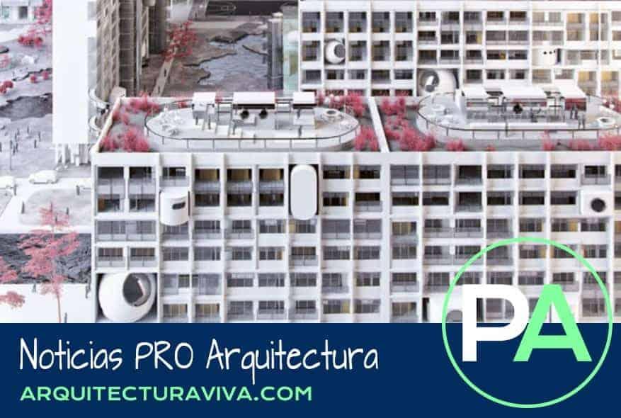 Noticias PRO Arquitectura. Concurso de nuevas tipologías de vivienda.