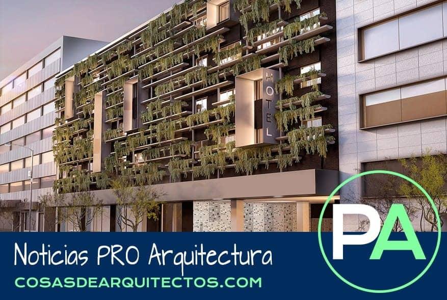 Noticias PRO Arquitectura. ¿Son recomendables las cubiertas vegetales?