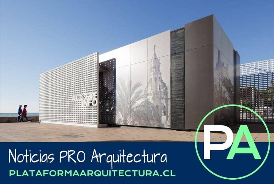Noticias PRO Arquitectura. Fachadas ventiladas con porcelanato.