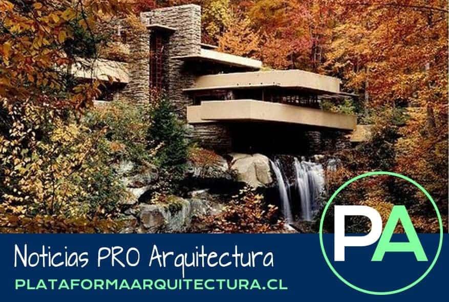 Noticias PRO Arquitectura. 8 edificios de Frank Lloyd Wright.