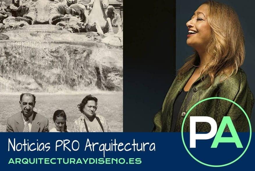 Noticias PRO Arquitectura. 5 súper madres de arquitectos famosos.