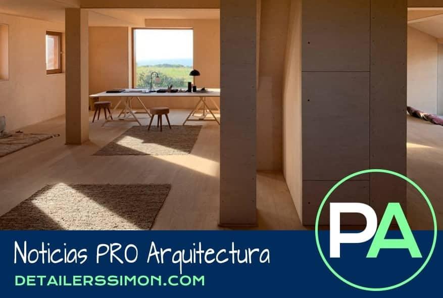 Noticias PRO Arquitectura. Materiales de construcción ecológicos.