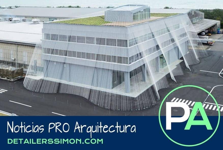 Noticias PRO Arquitectura. Productos y materiales innovadores.