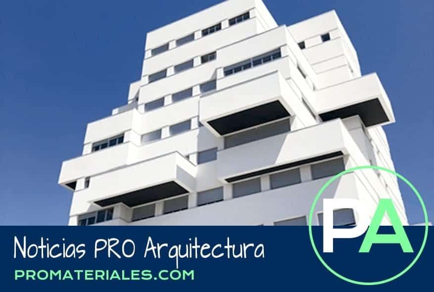 Noticias PRO Arquitectura. Nuevo revestimiento continuo Parex Aquasol.