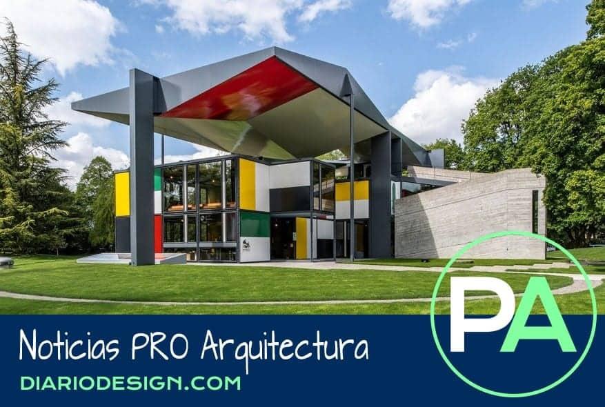 Noticias PRO Arquitectura. Reabre el mítico Pabellón Le Corbusier, Zúrich.