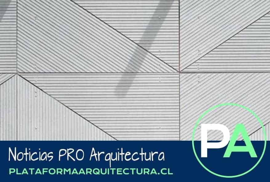 Noticias PRO Arquitectura. Panel de fibrocemento para fachadas.