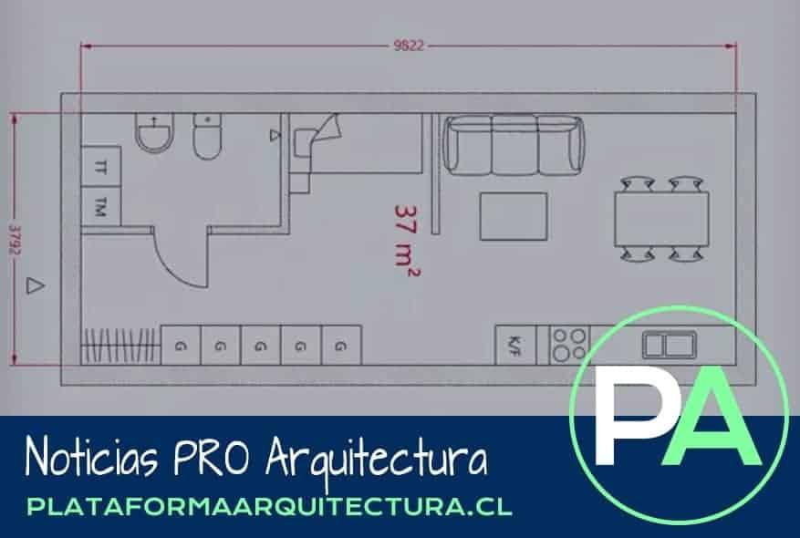 Noticias PRO Arquitectura. Un algoritmo para crear plantas adaptativas.