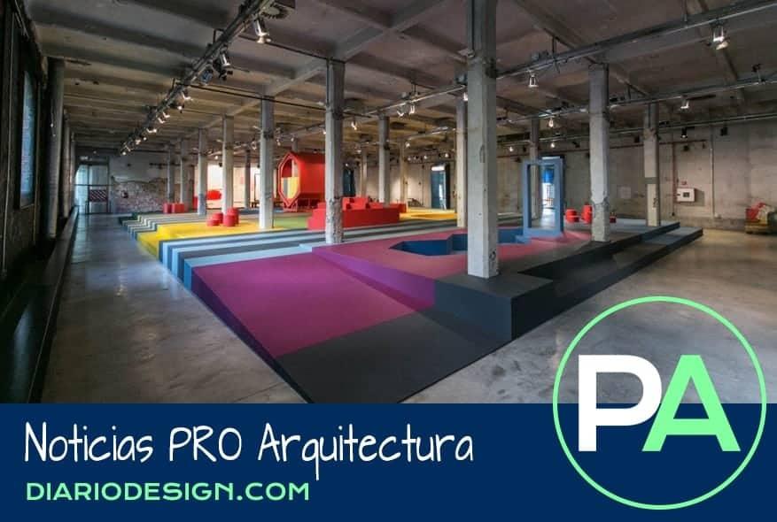 Noticias PRO Arquitectura. Playgrounds, un lugar para los más pequeños.
