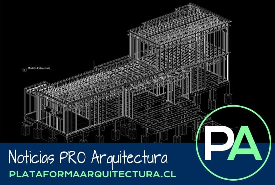 Noticias PRO Arquitectura. BIM como parte del proceso de diseño.