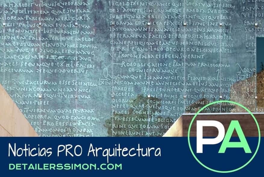 Noticias PRO Arquitectura. Serigrafía en vidrio: fachadas personalizadas.