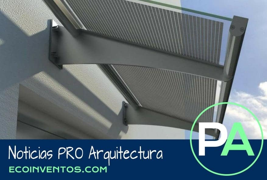Noticias PRO Arquitectura. Soluciones solares fotovoltaicas en edificios.