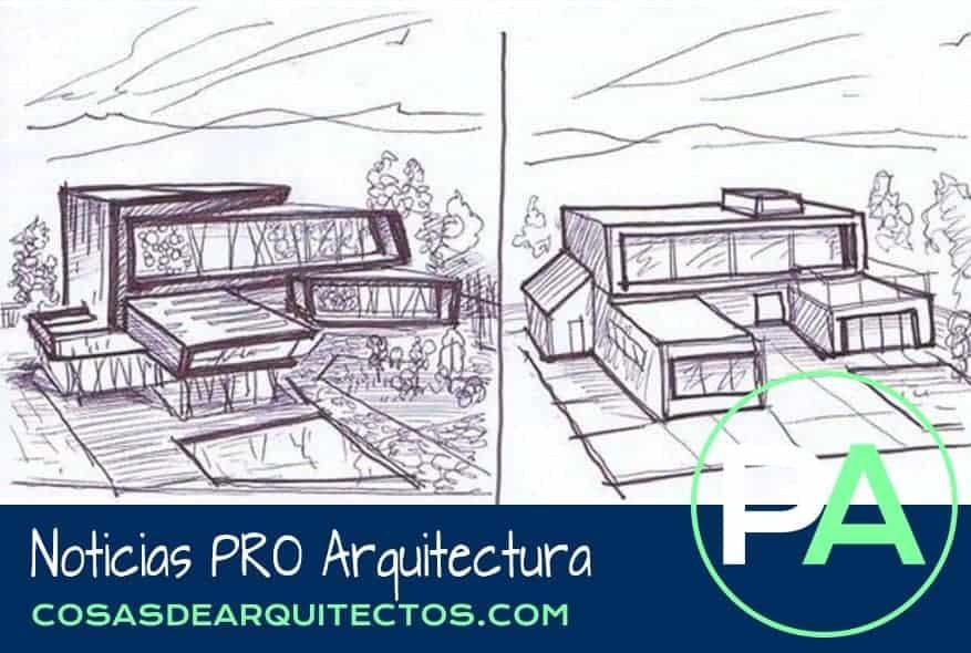 Noticias PRO Arquitectura. Variaciones del proyecto de arquitectura.