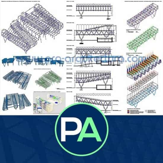 PRO Arquitectura - Ayuda con el cálculo de la estructura del PFG.