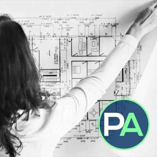 Trabajamos en colaboración con alumnos de arquitectura, ofreciéndoles ayuda con el PFC PFG TFG TFM.