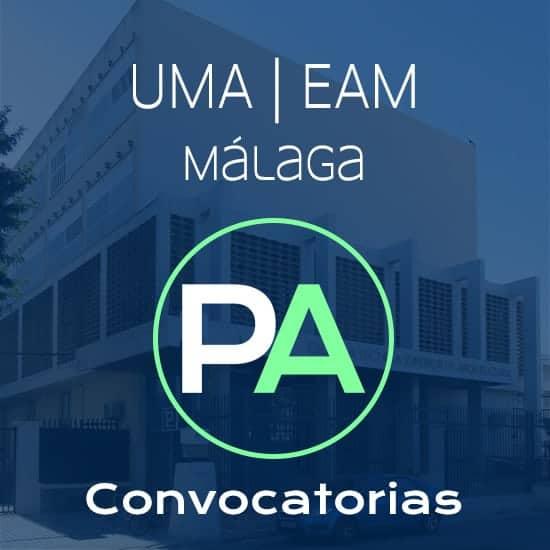 Fechas próximas convocatorias de entrega del PFC PFG TFG TFM de arquitectura en la escuela de Málaga.