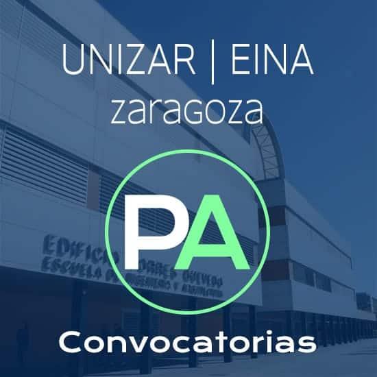 Fechas próximas convocatorias de entrega del PFC PFG TFG TFM de arquitectura en la escuela de Zaragoza.
