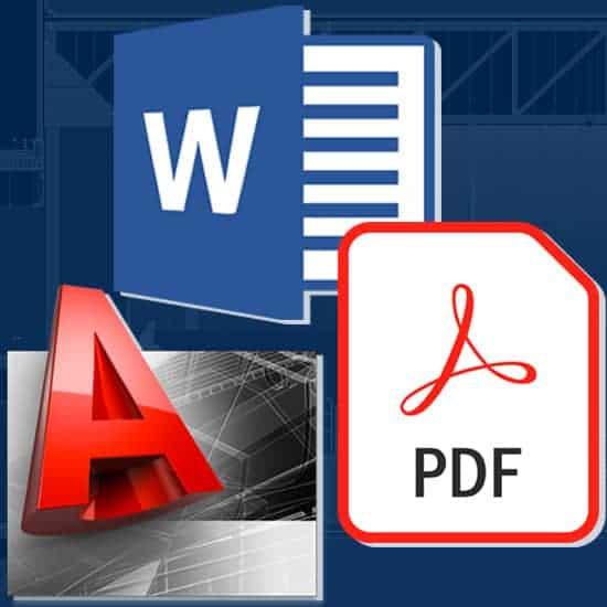 Toda la documentación de tu PFC PFG TFG TFM de arquitectura, lista para imprimir.