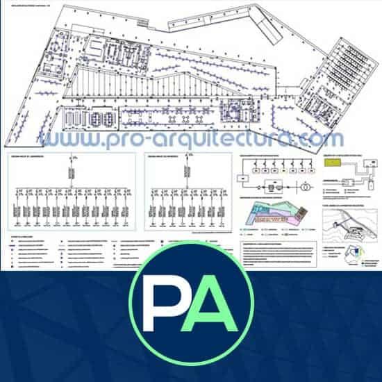 PRO Arquitectura - Ayuda con la instalación de electricidad e iluminación del PFC PFG TFG TFM.