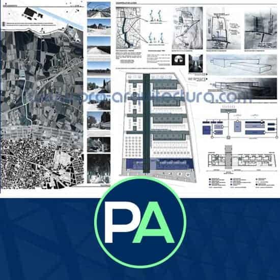 PRO Arquitectura - Ayuda con el proyecto básico del PFC PFG TFG TFM.