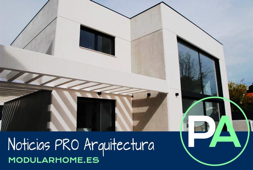 PRO Arquitectura Noticias - Construcción modular prefabricada.