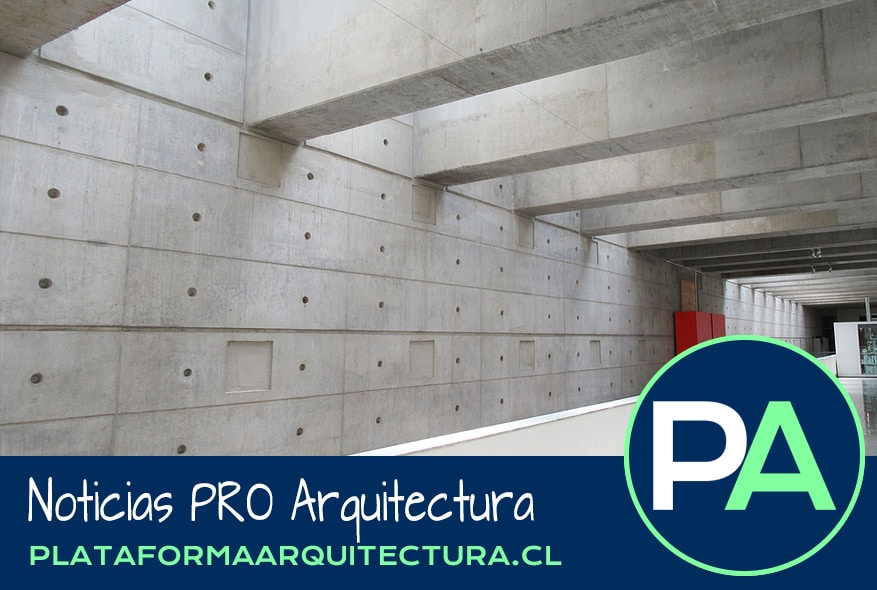 PRO Arquitectura Noticias - Hormigón arquitectónico HormiVISTA.