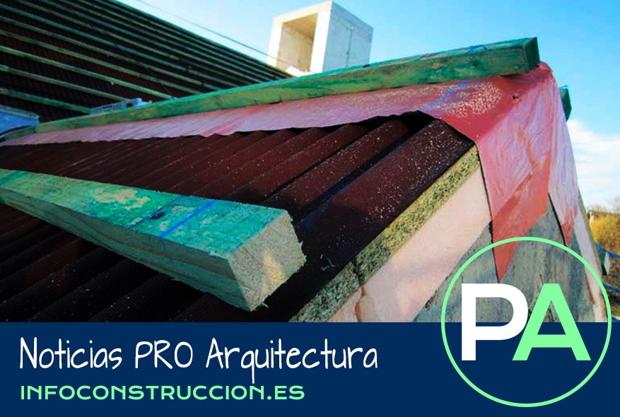 PRO Arquitectura Noticias - Solución de cubierta inclinada Siate.